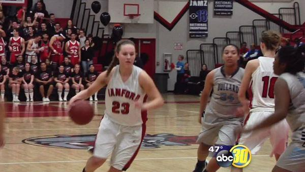 Hanford Outlasts Bullard in OT