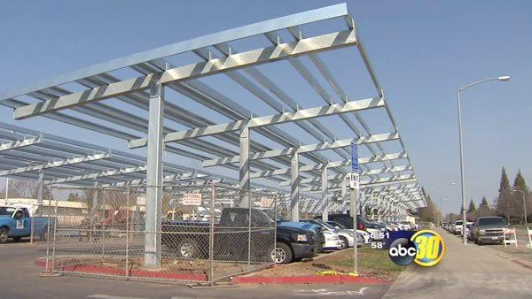 Clovis Unified transitions into solar energy