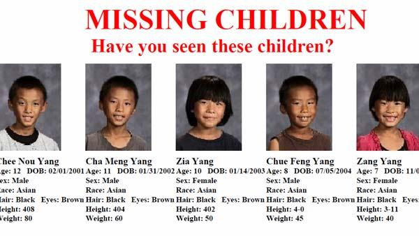 7 Fresno children have been reported missing