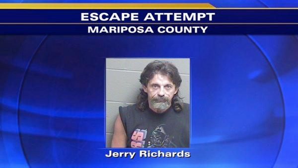 Mariposa Co. inmate seriously injures himself in escape attempt