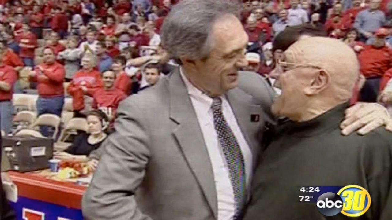 Sources: Tark headed to Basketball Hall of Fame