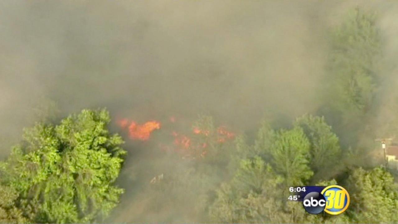 Ventura County fire evacuations lifted, winds ease