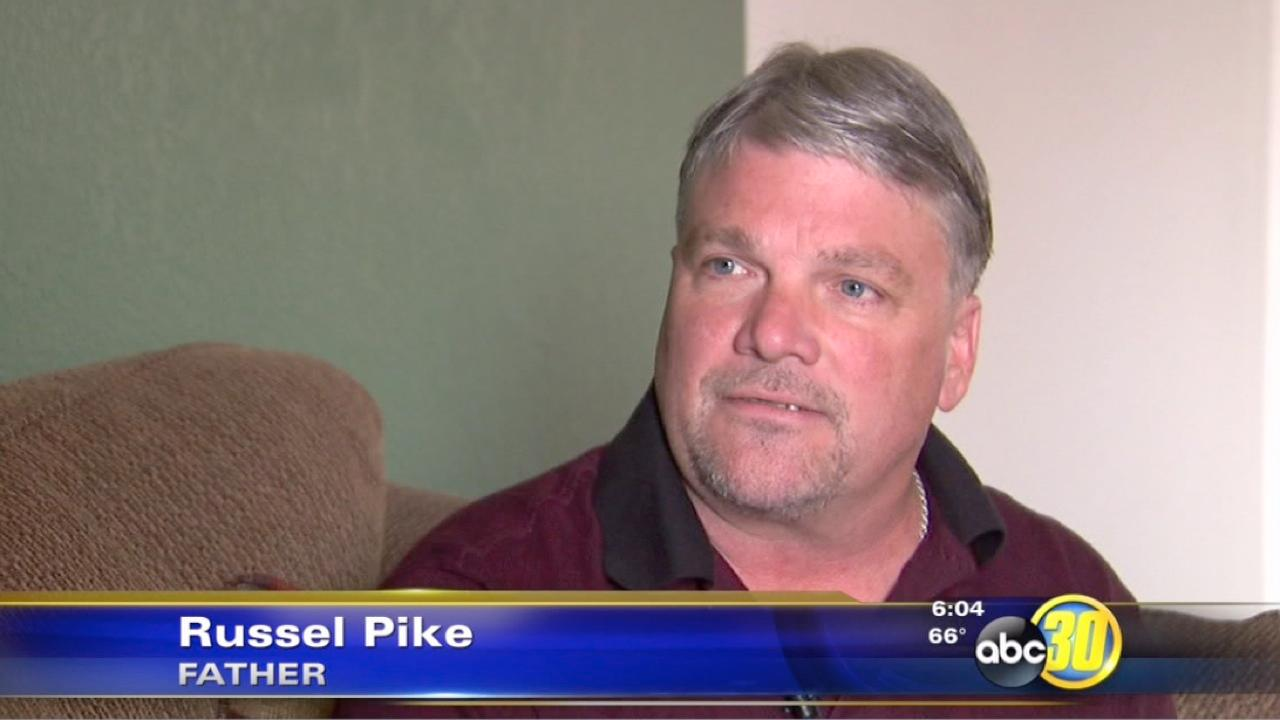 Russel Pike talks to Action News about his daughter, Krista Pike, who was killed in 2008.
