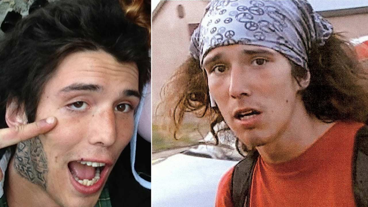 Caleb Lawrence McGillvary also known as Kai the Hatchet Wielding Hitchhiker