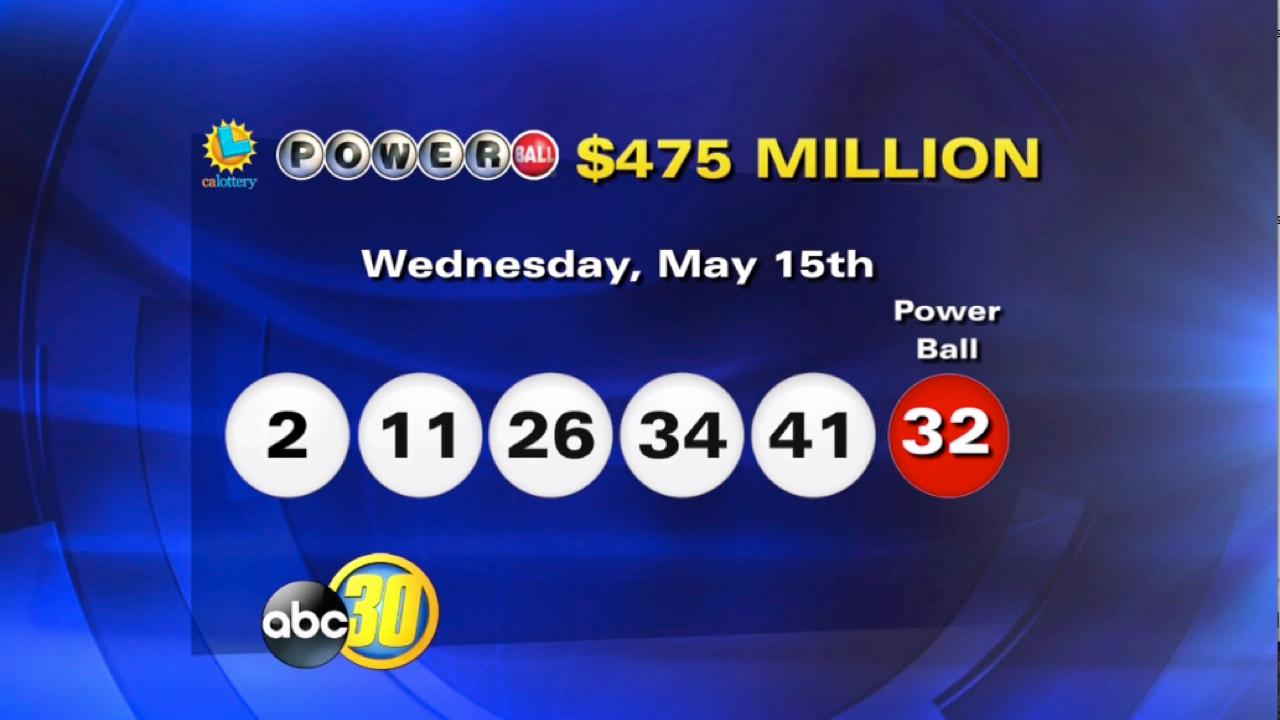 Visalia POWERBALL player wins $256,317