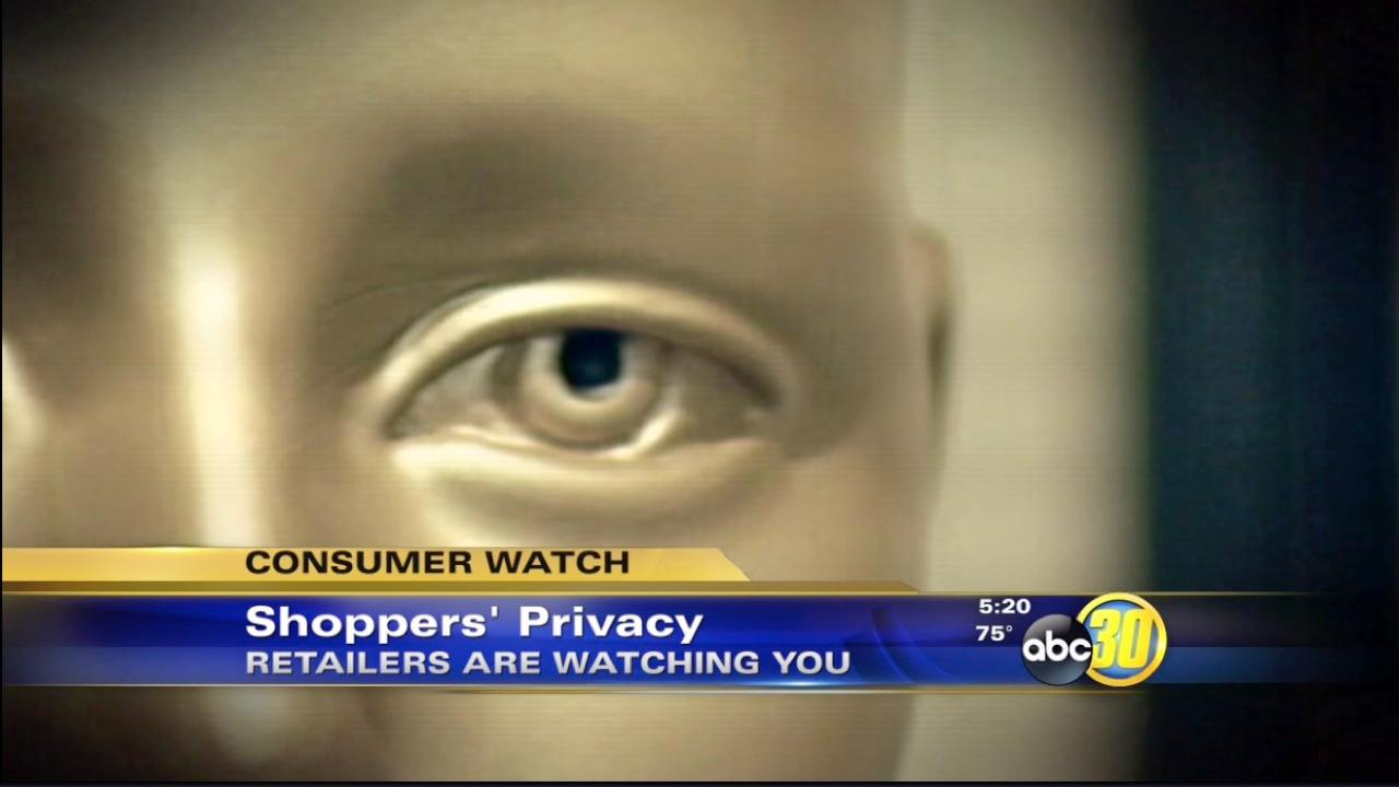 Retailers are watching you