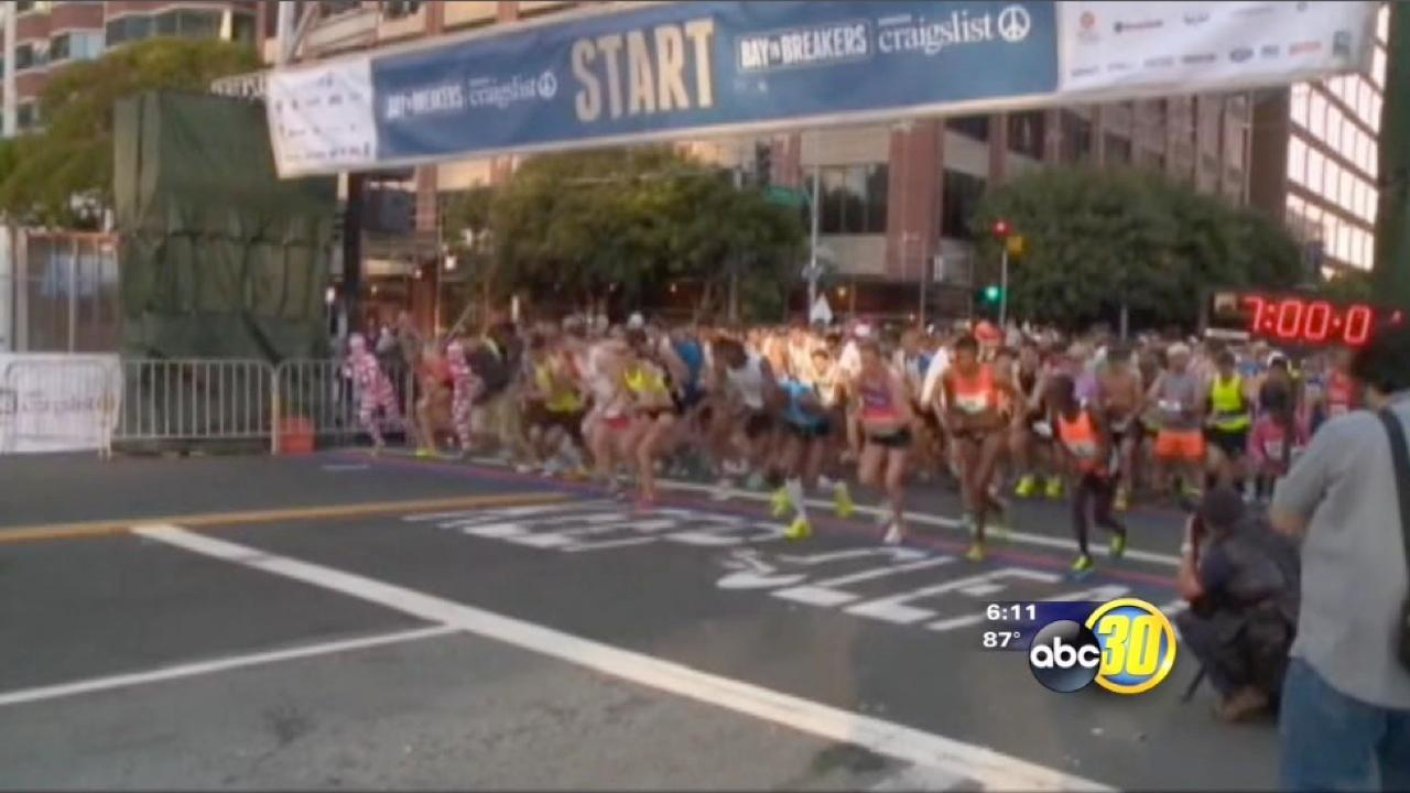 California Classic Weekend half marathon