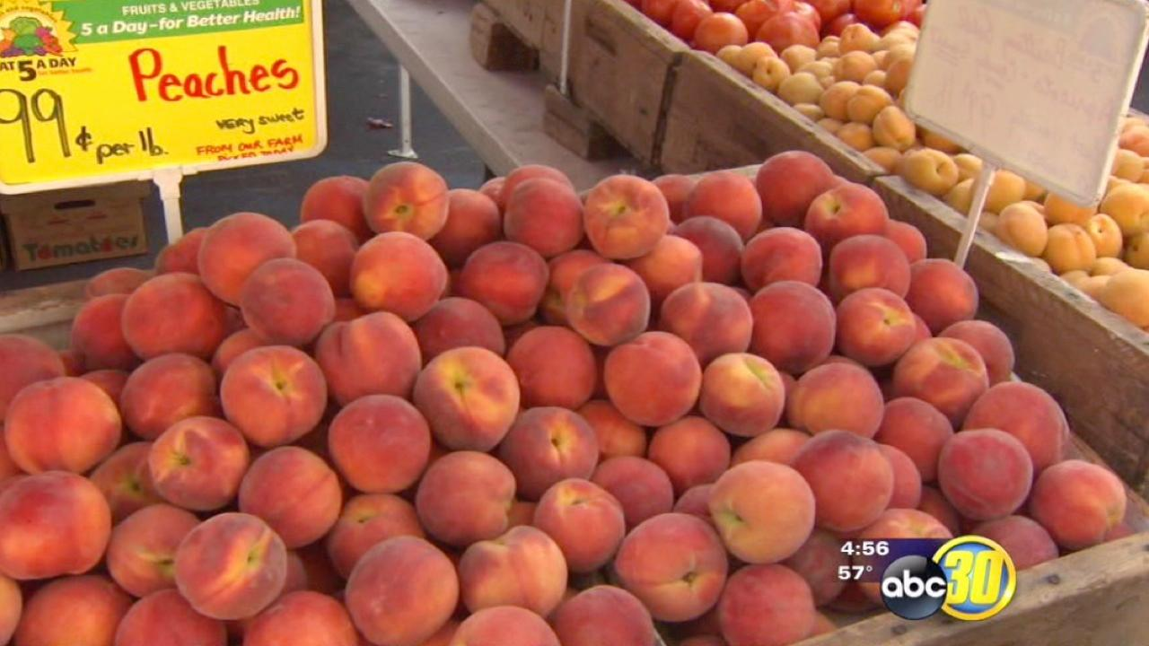 Canned peaches may be as good for you as fresh ones
