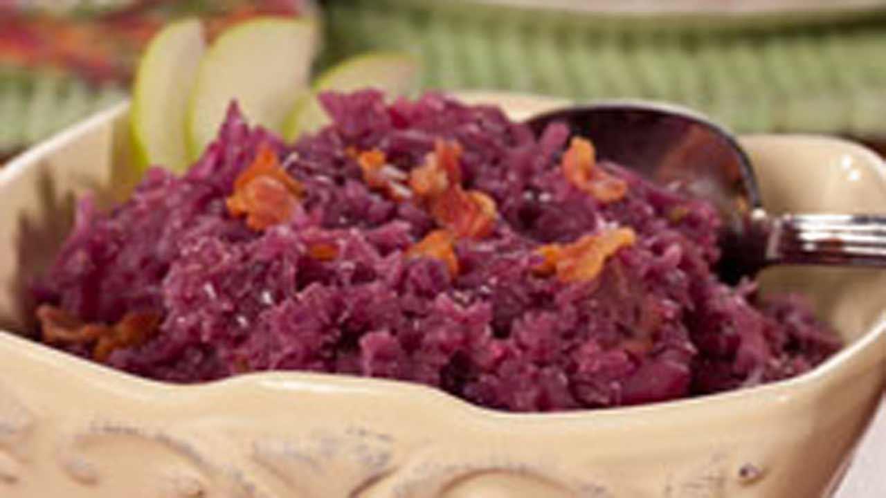 Mr. Food: Dutch Red Cabbage