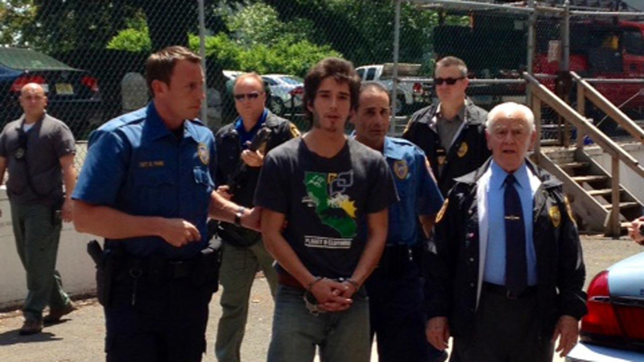 Kai returnes to New Jersey to face murder charges