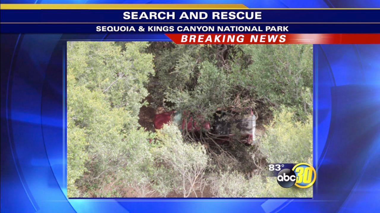 Missing Bakersfield man found in Sequoia National Park