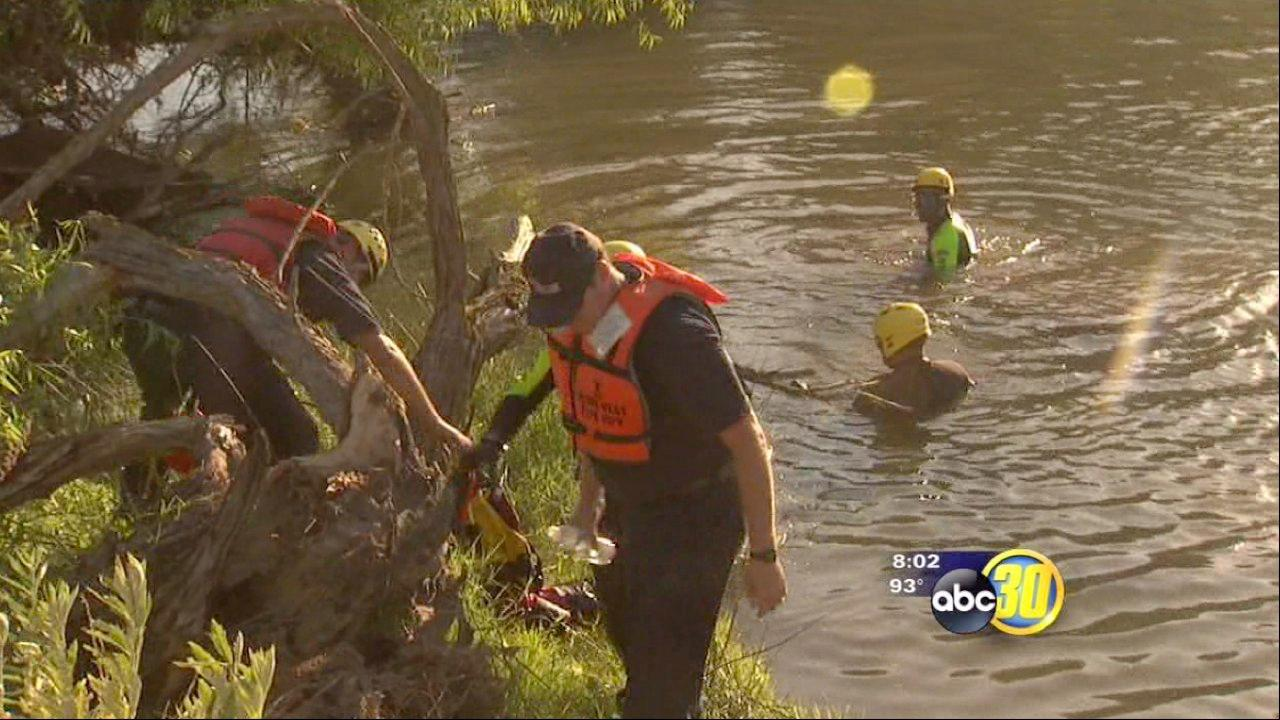 Man drowns in San Joaquin River east of Mendota