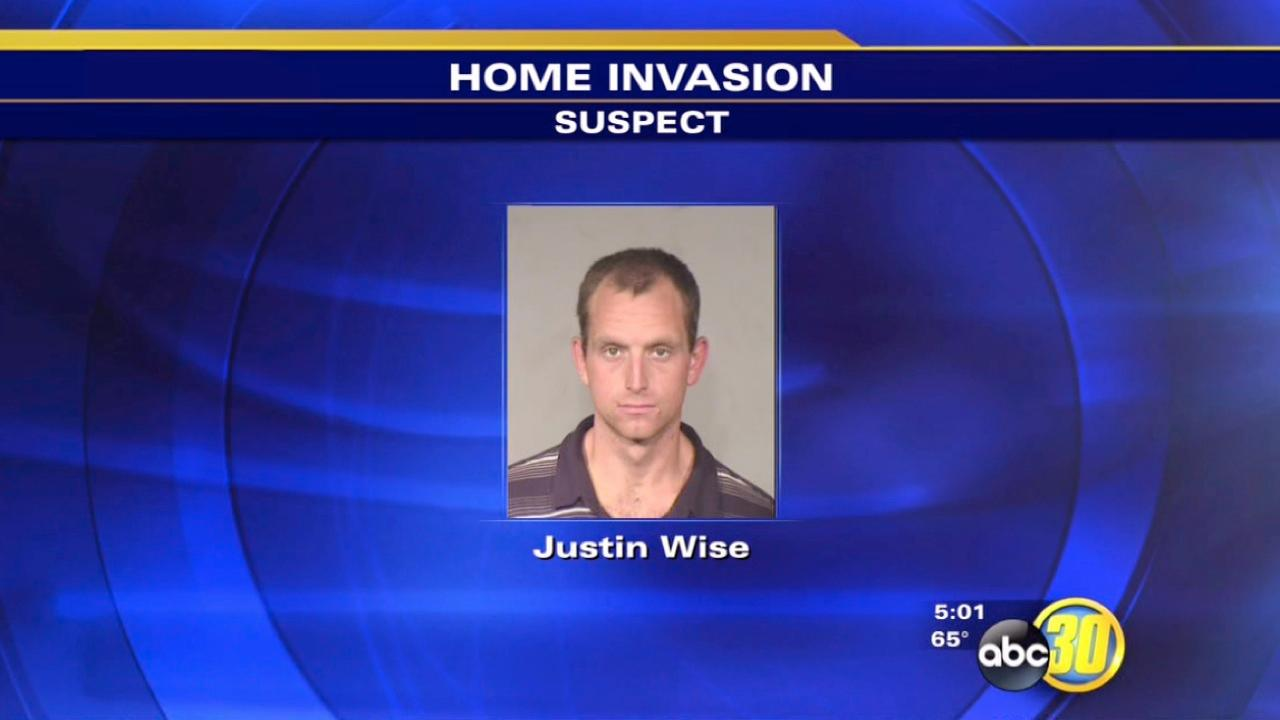 Authorities look for 3 home invasion suspects in Fresno