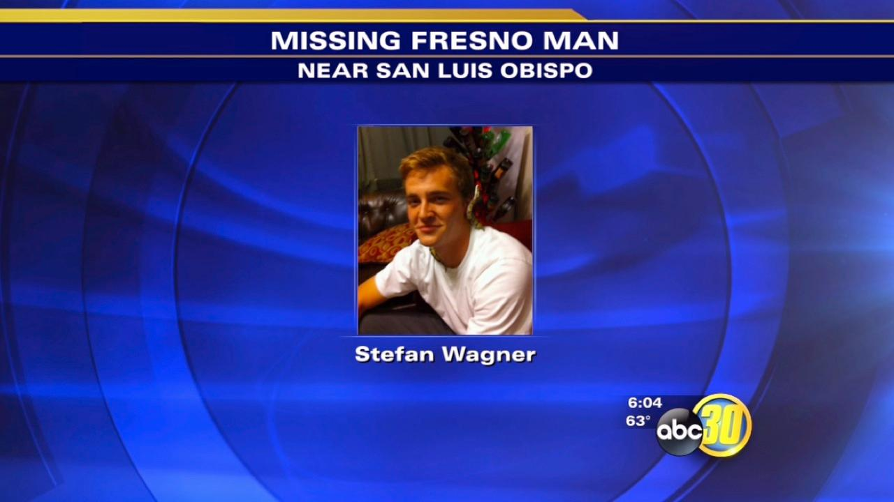 Fresno man missing near San Luis Obispo