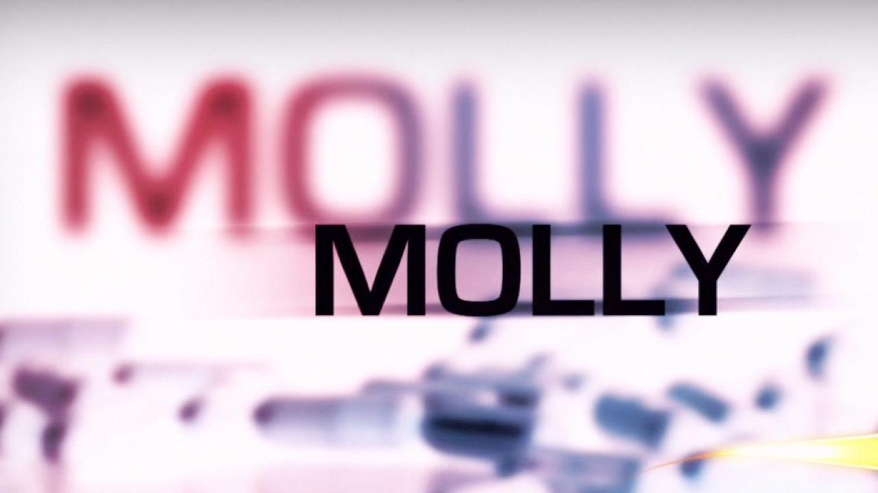 Molly, a popular and dangerous party drug
