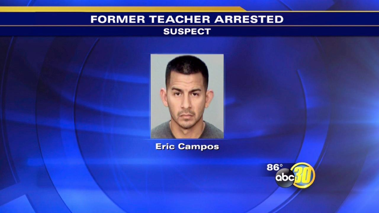 Ex-Coalinga teacher arrested for sexual misconduct with students