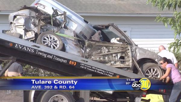 Car accident tulare ca car accident for Motor cars tulare ca
