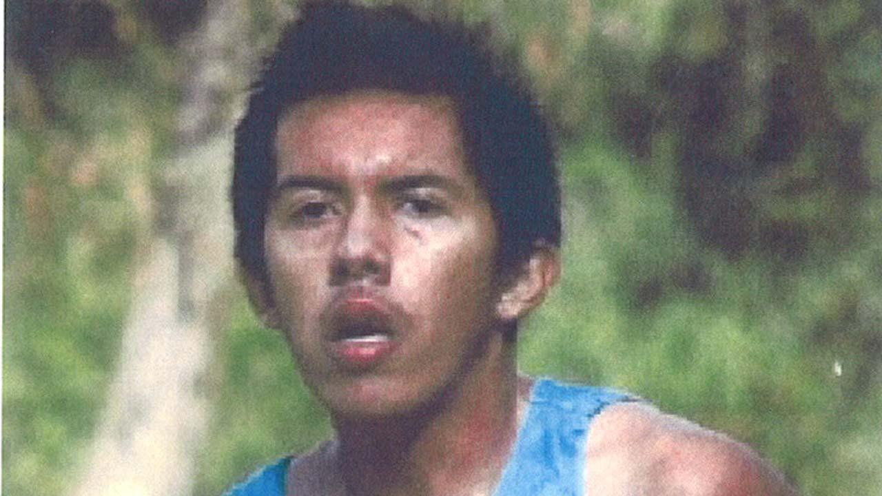 17-year-old runner Robert Rodela has been found safe