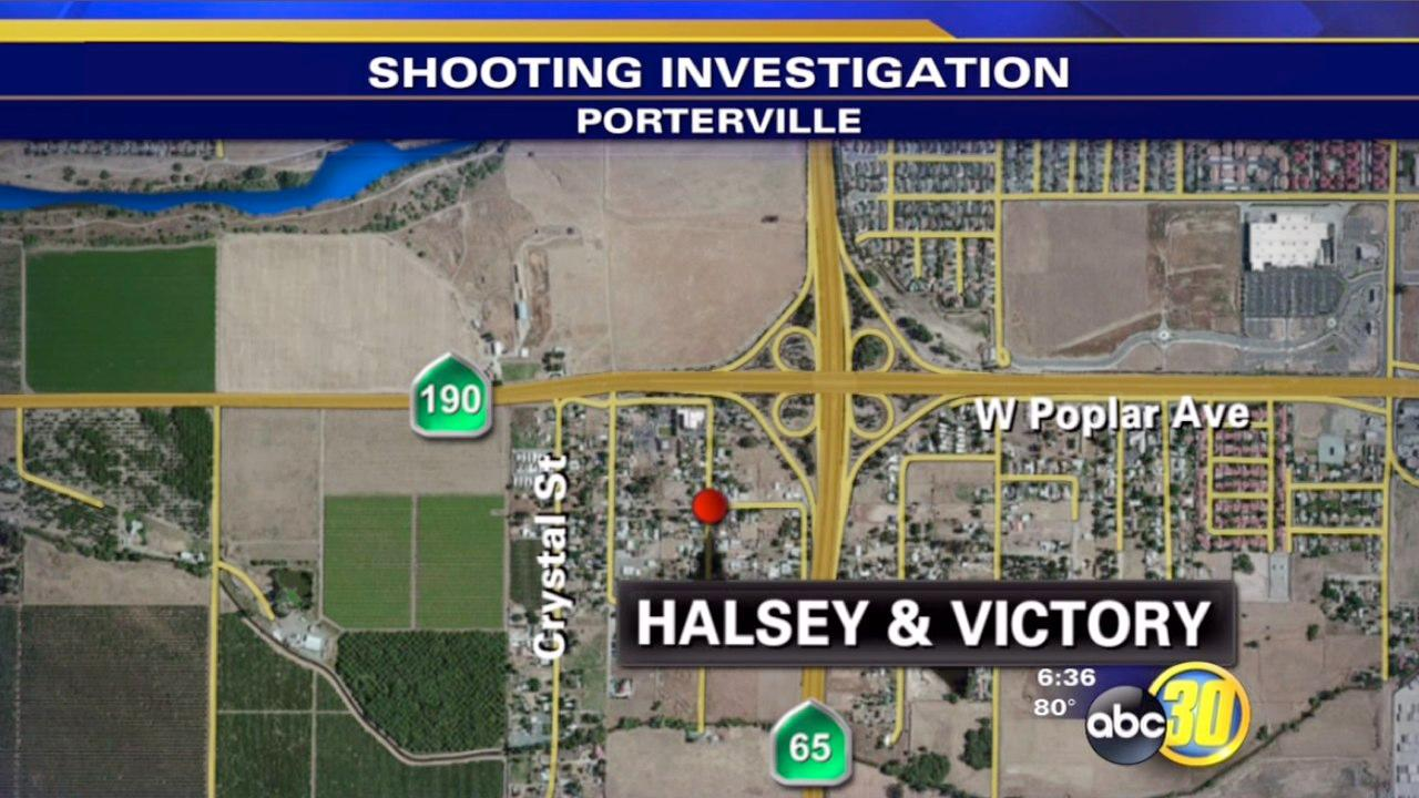 Man shot at Porterville 4th of July party