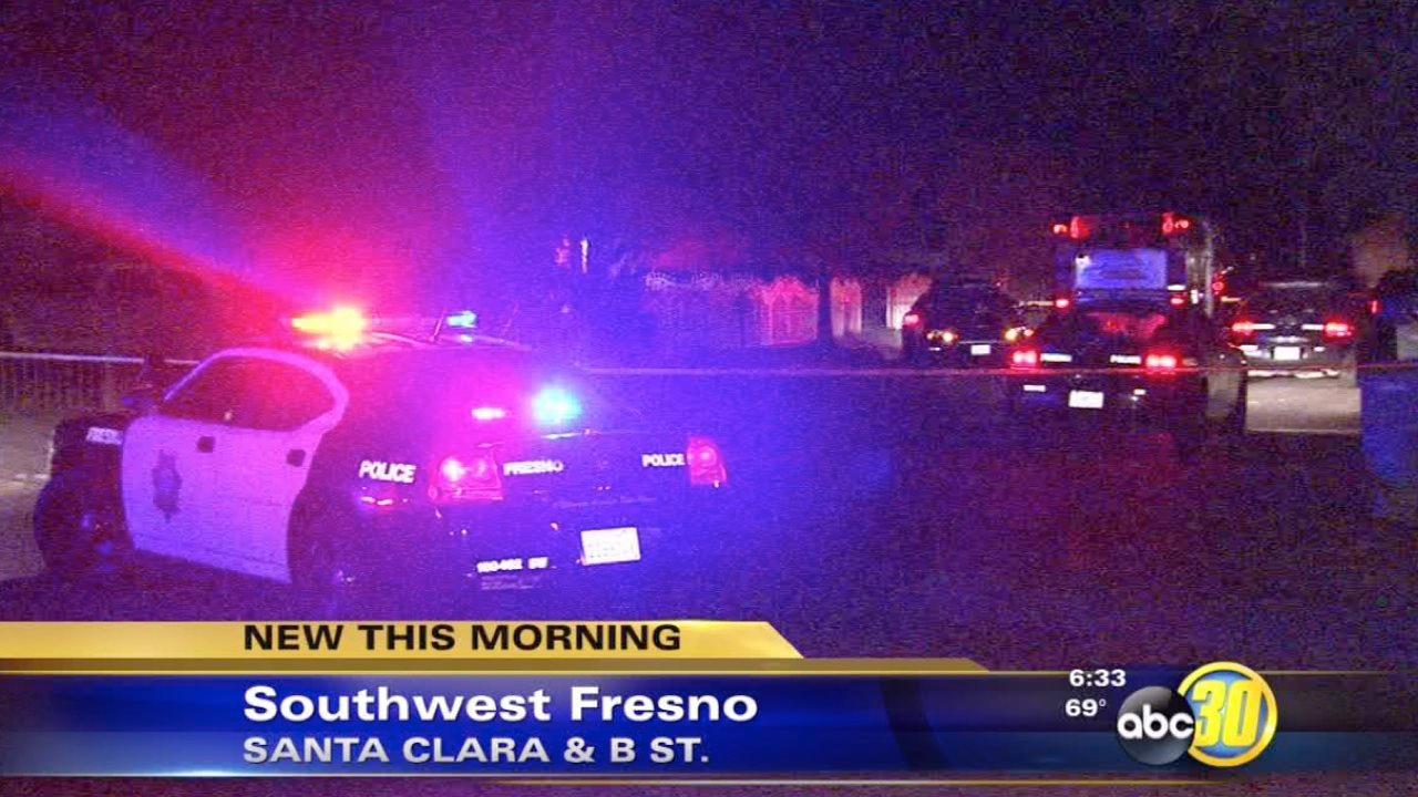 Shooting in Southwest Fresno injures one