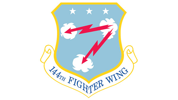The California Air National Guard in Fresno, the 144th Fighter Wing
