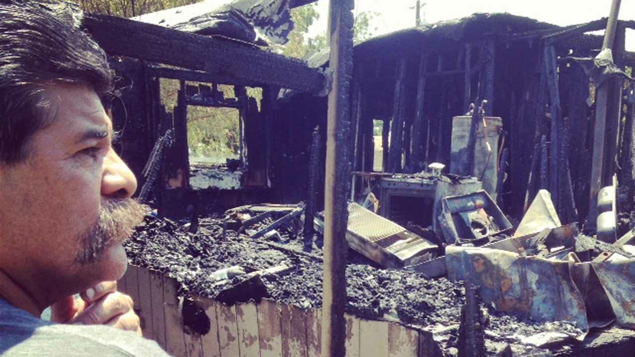 2 killed in Dos Palos house fire