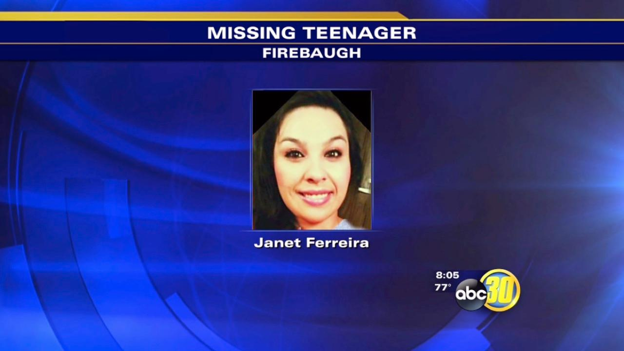 15-year-old Firebaugh girl missing