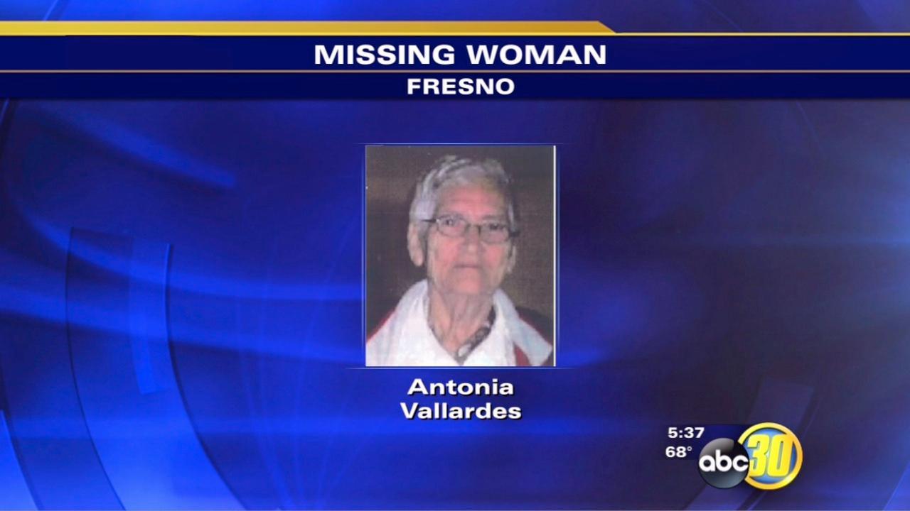 Missing woman last seen in Southwest Fresno
