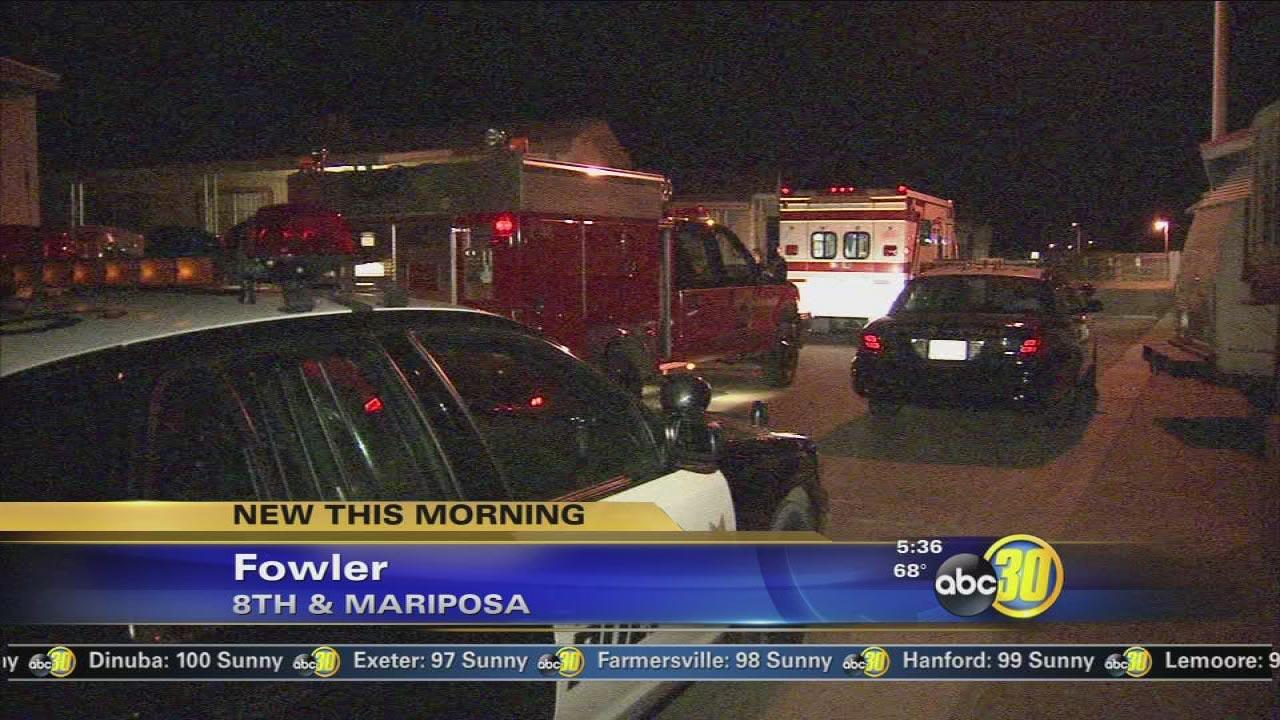 Woman injured in Fowler stabbing