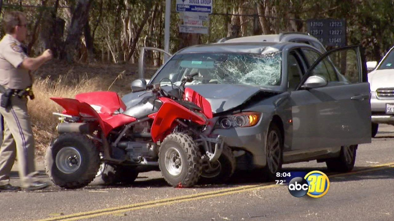 One dead after Fresno County ATV crash