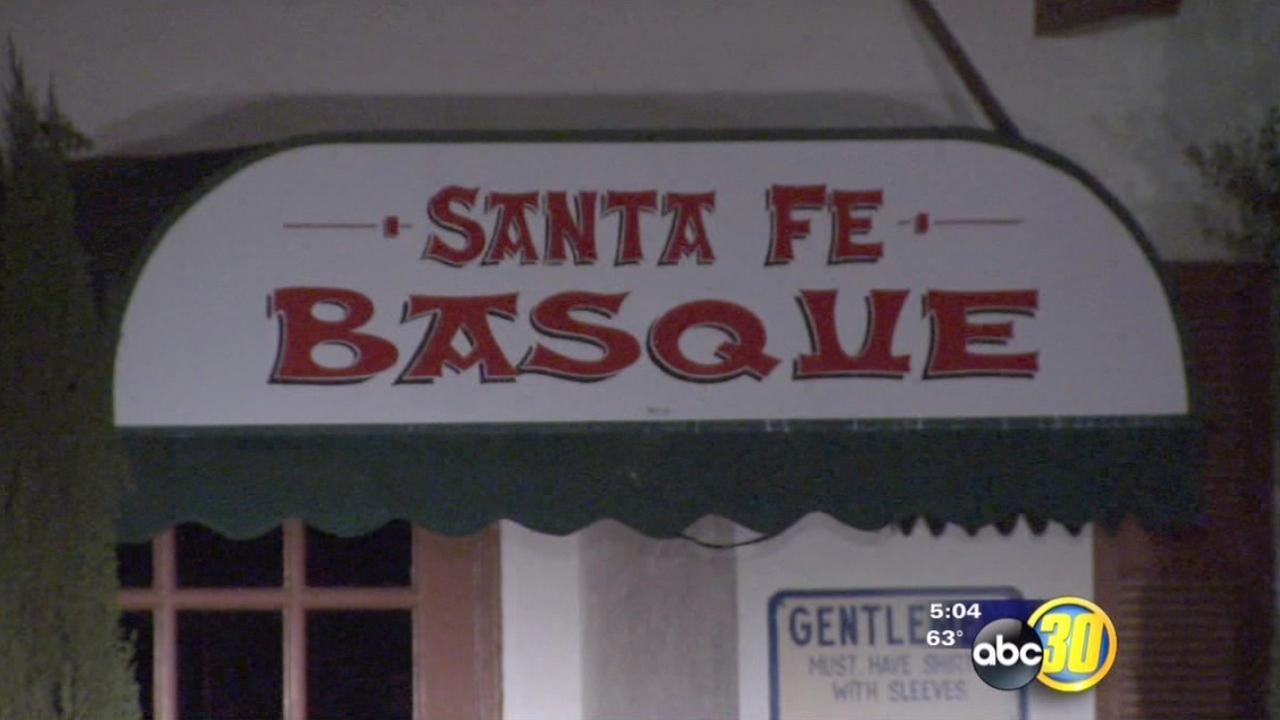 Woman accused of breaking into Santa Fe Basque