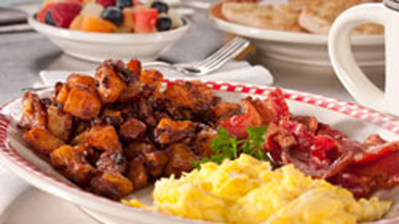 Sizzling Home Fries