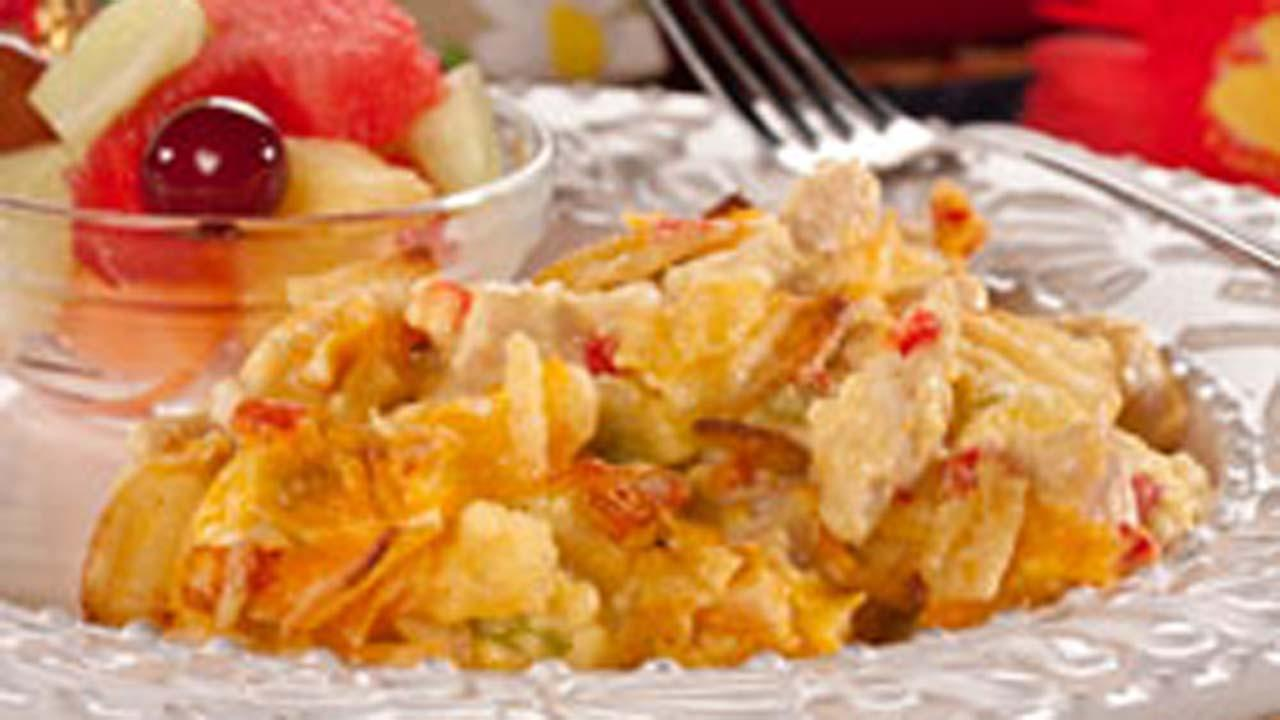 Chicken Salad Bake