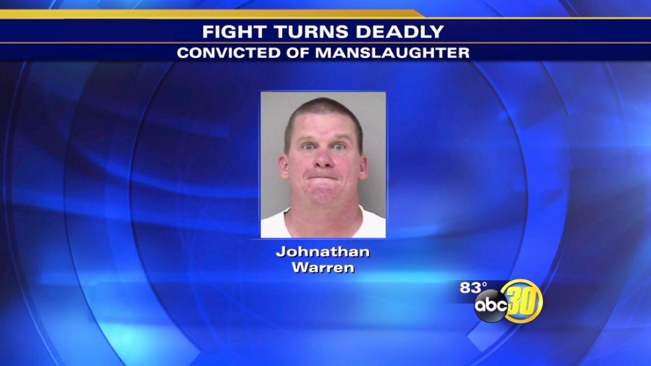 Jury finds Jonathan Warren guilty of Paul Carranza death