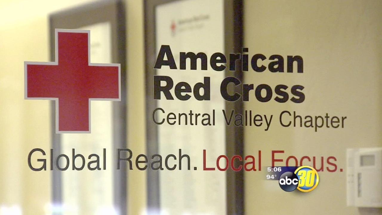 Fresno State athletics teams up with the Red Cross to help Colorado flood victims