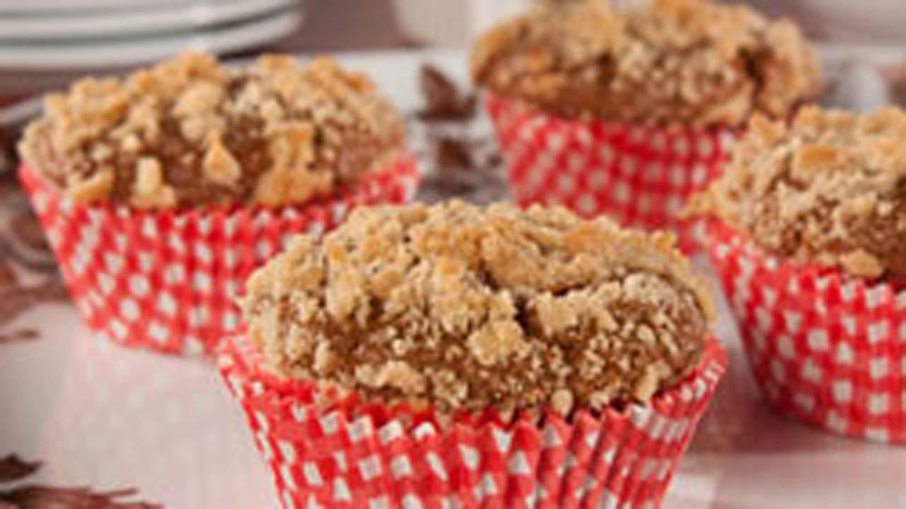 Shoofly Muffins