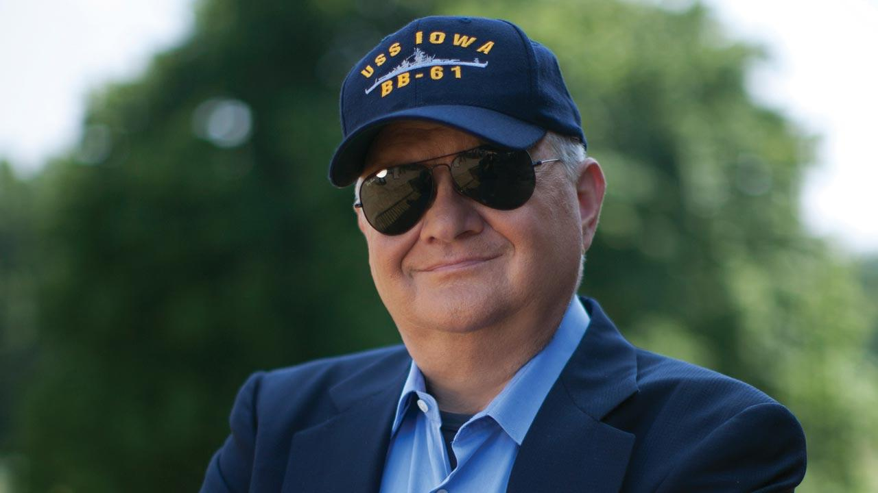 Tom Clancy in Huntingtown, Md. Clancy, the bestselling author of The Hunt for Red October and other wildly successful technological thrillers, has died. He was 66.