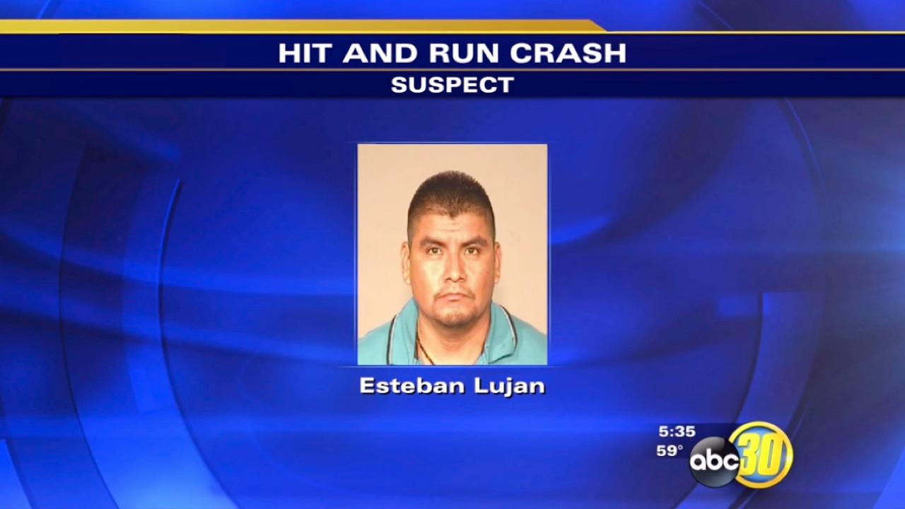 Fresno Police arrest suspected hit and run driver