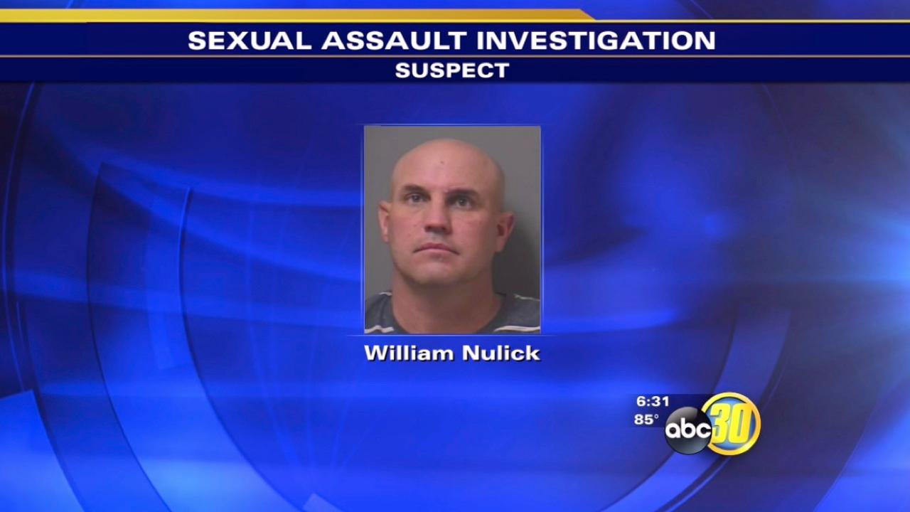 Tulare County Sheriff's Deputy arrested on sexual assault charges