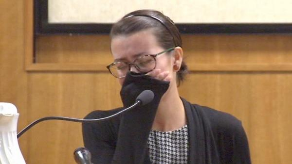 Fresno City College student tearfully describes alleged attack by professor
