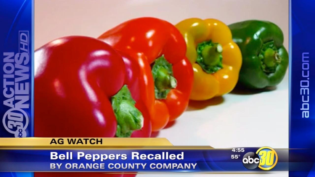 Bells Pepper recalled