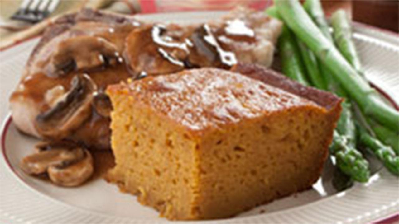 Carrot Bake