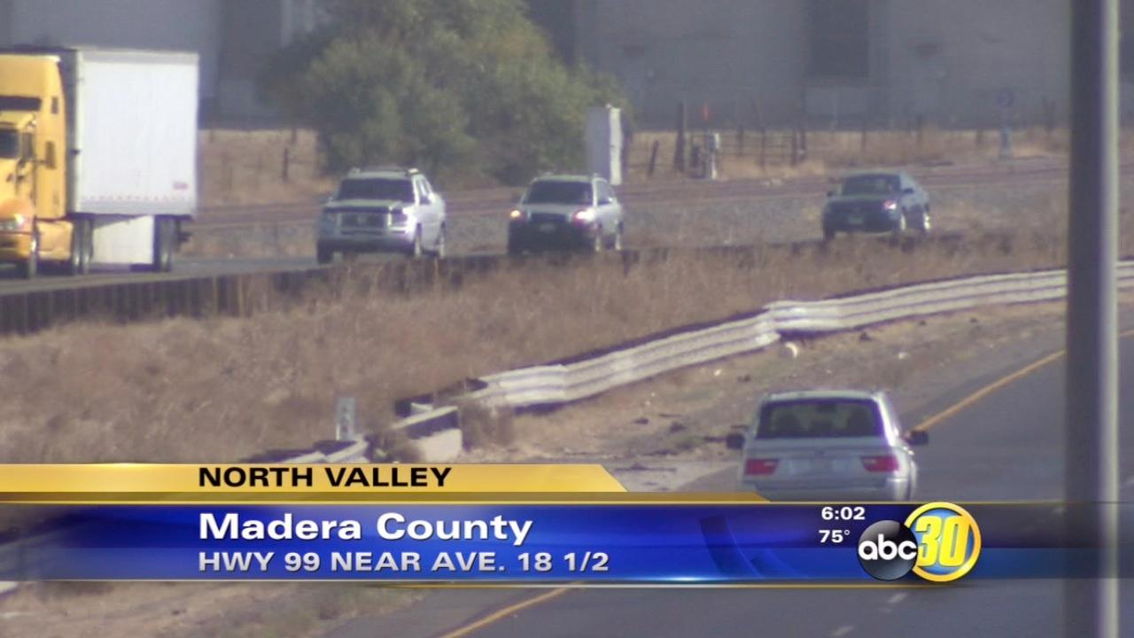 Chowchilla man and sister die after rollover crash in Madera County