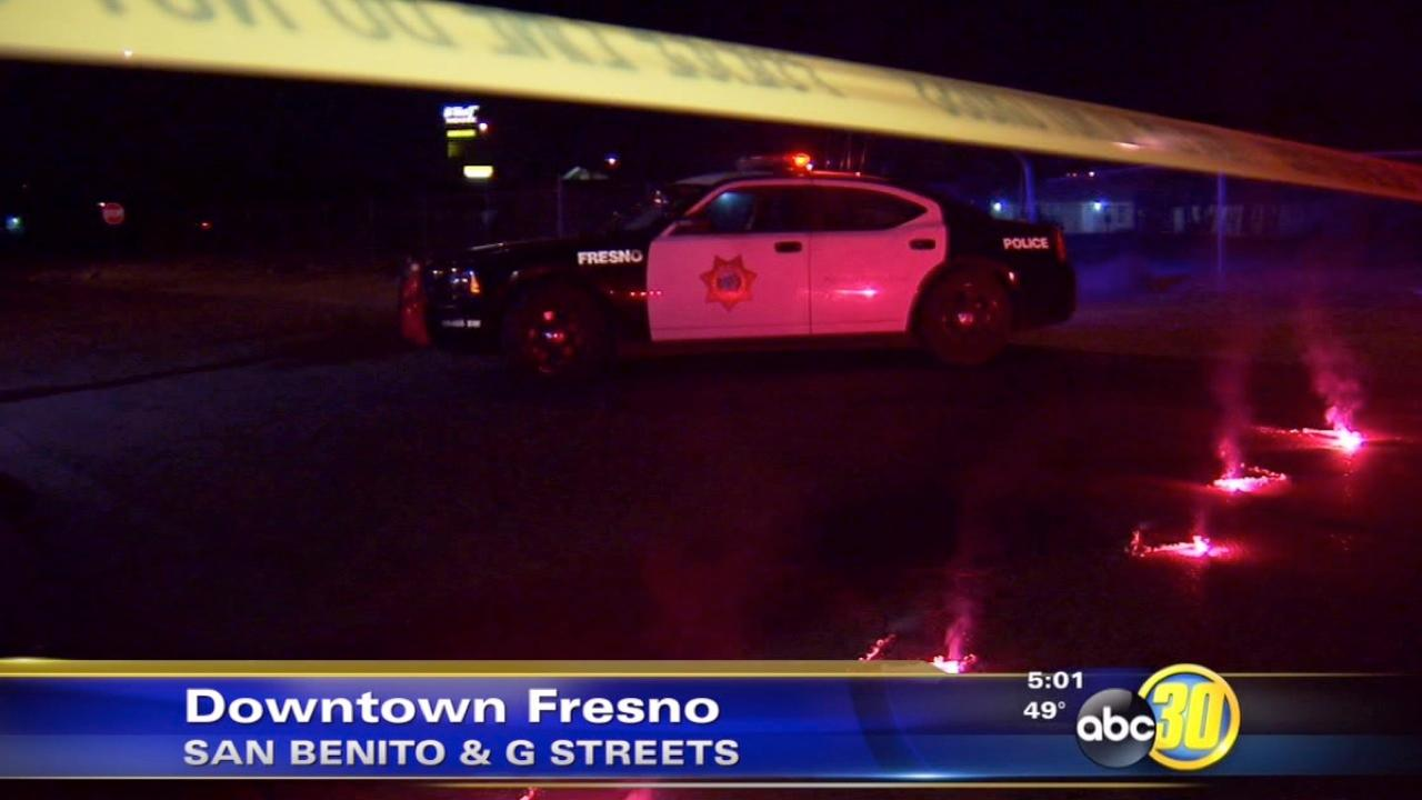 Man dragged for nearly a mile in fatal hit-and-run in Downtown Fresno