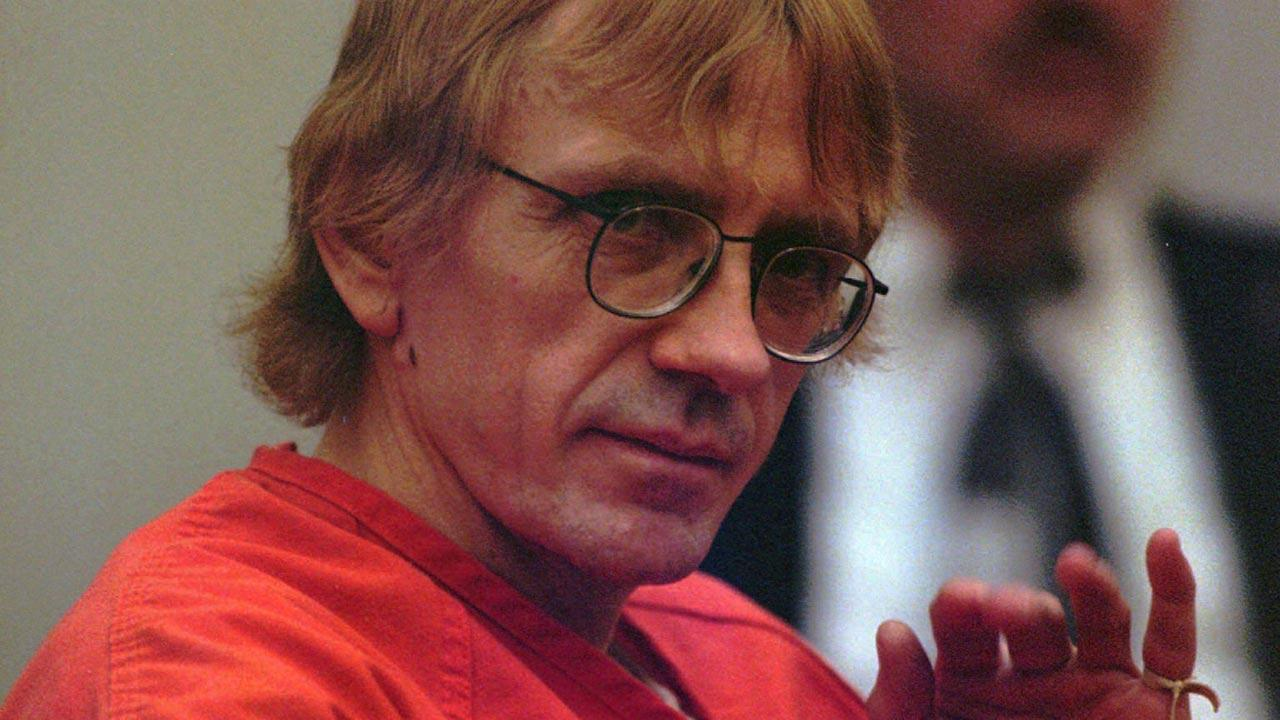 Convicted murderer Joseph Paul Franklin