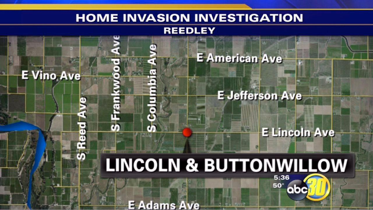 Investigators look for Reedley home invasion suspects