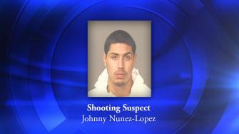 Shooting suspect Johnny Nunez-Lopez