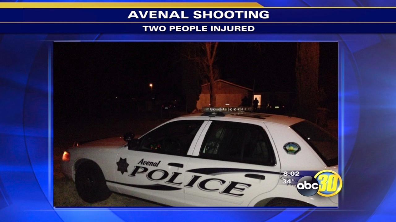 2 victims sent to hospital after shooting at a party in Avenal
