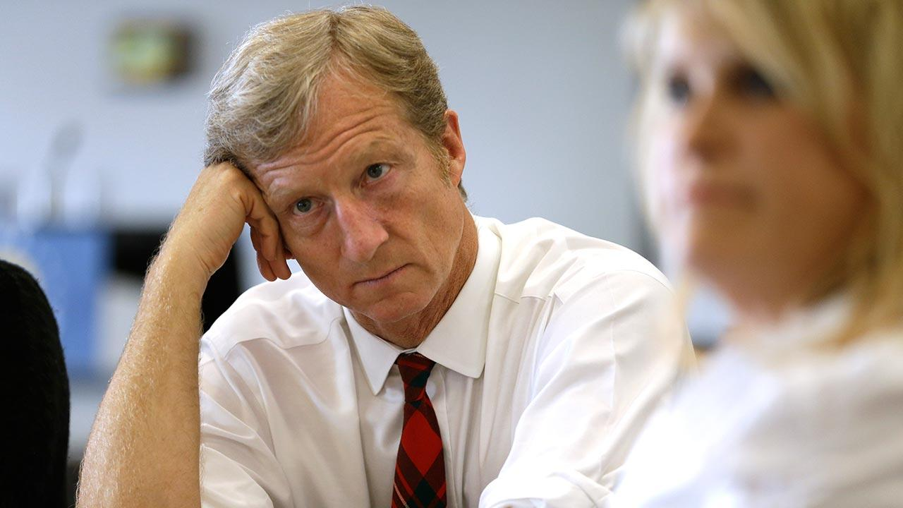 FILE: Businessman Tom Steyer