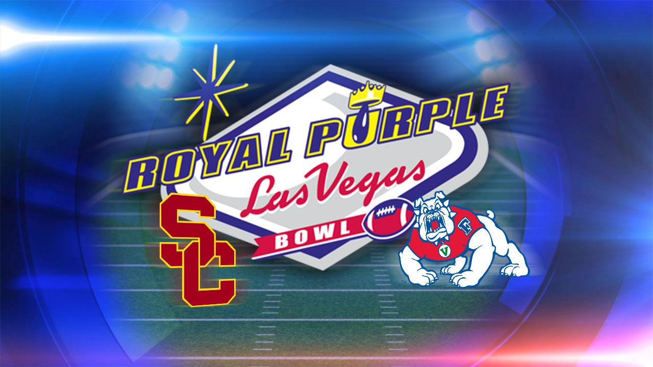 Public tickets to the Royal Purple Las Vegas Bowl sold out